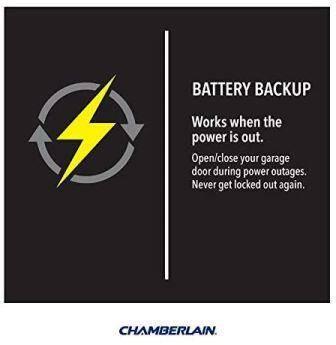 Chamberlain B970 Comparison