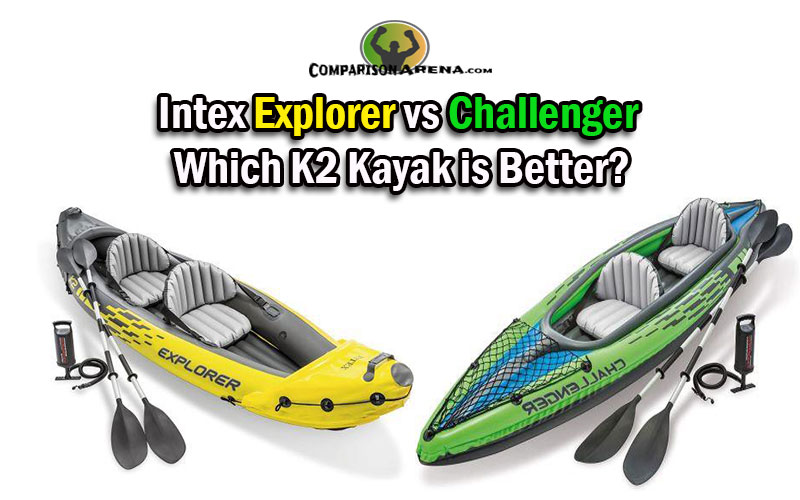 Intex Explorer vs Challenger