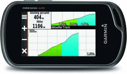 Garmin Oregon 600 GPS Review