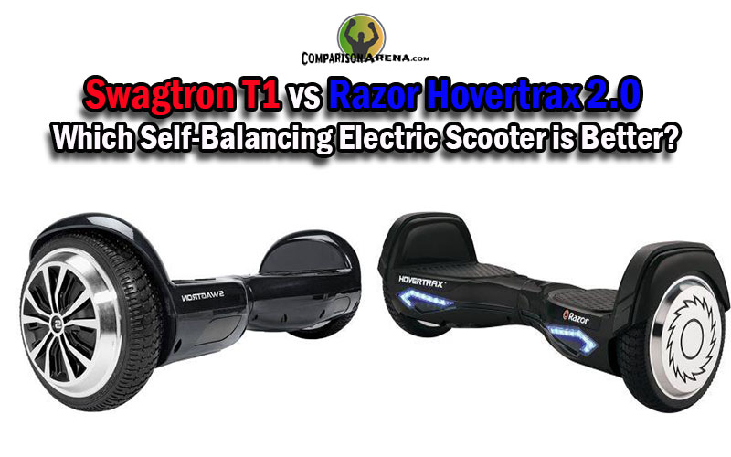 Swagtron t1 vs Razor Hovertrax 2.0