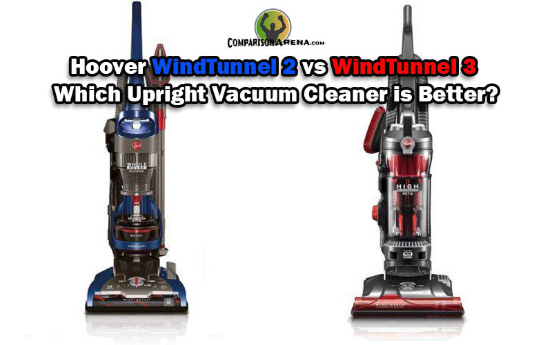 Hoover WindTunnel 2 vs Hoover WindTunnel 3